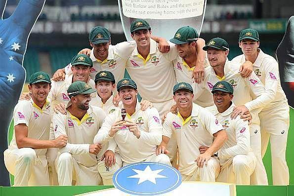 ऑस्ट्रेलिया ने 2017-18 में एशेज जीता था
