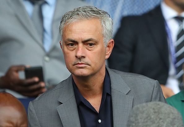 Jose Mourinho is without a club since his sacking at Manchester United.