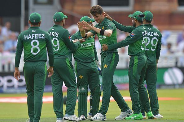 पाकिस्तान की टीम नेट रन रेट में न्यूजीलैंड से पीछे रह गई