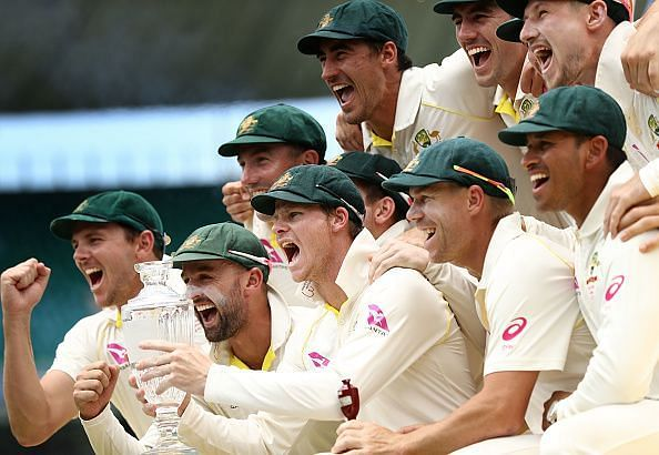 Australia v England - Fifth Test: Day 5