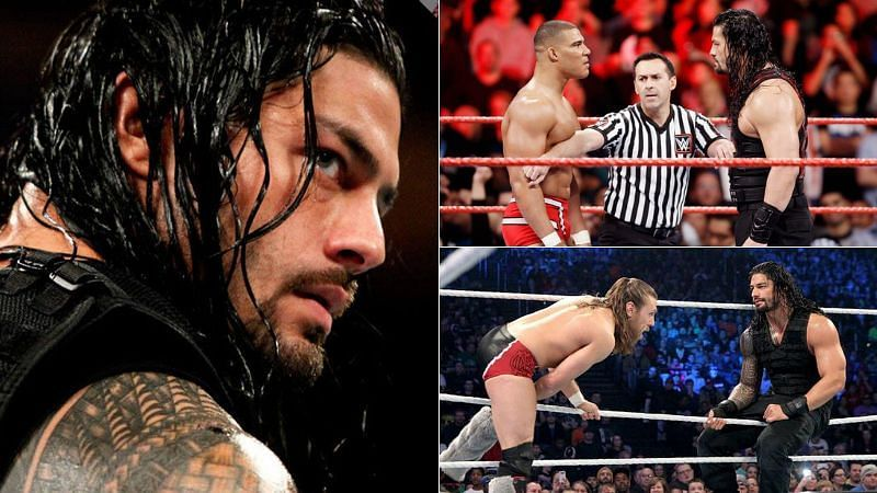 Roman Reigns has had 43 different tag team partners on WWE television