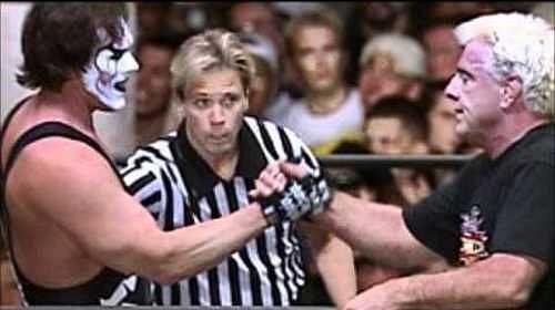 ric flair WCW