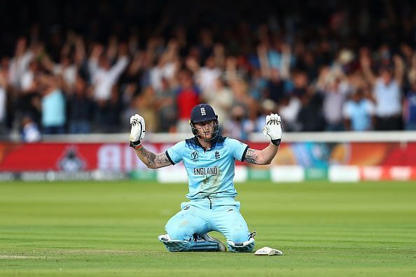 Stokes was publicly scrutinised for his actions off the field