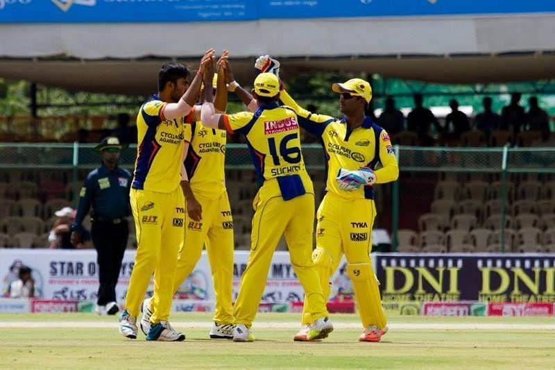 Mysuru Warriors have the largest squad at their disposal for KPL 2019