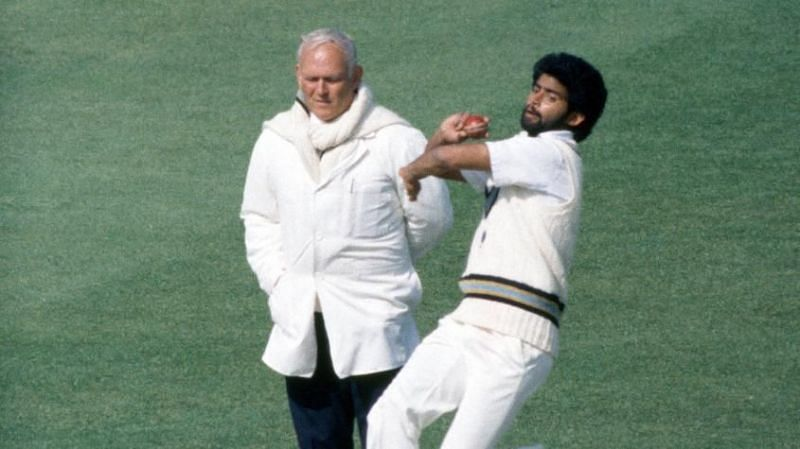 Chetan Sharma picked up the first-ever hat-trick