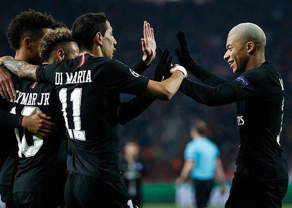 Paris Saint Germain drew their last pre-season game against German side Nurnberg