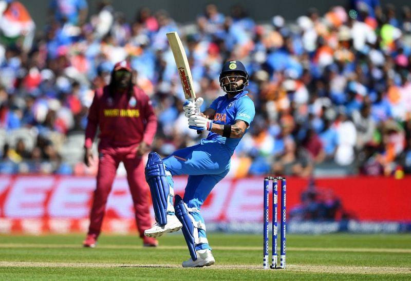 Kohli needs 88 runs to complete 2000 runs in ODIs vs WI