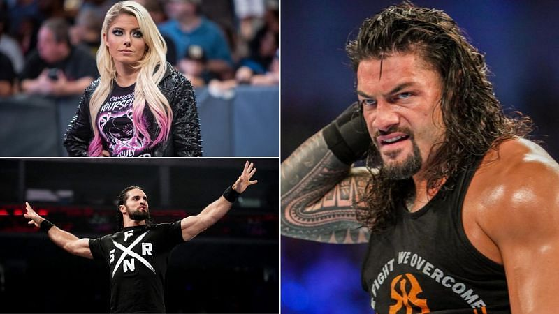 The big names will appear ahead of SummerSlam