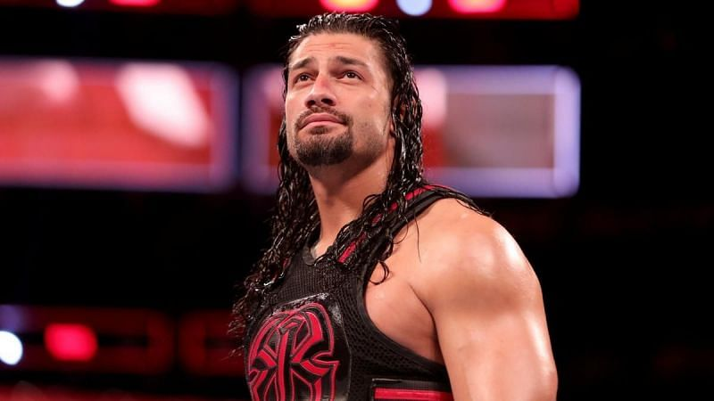 Roman Reigns and Samoa Joe will go face to face on RAW