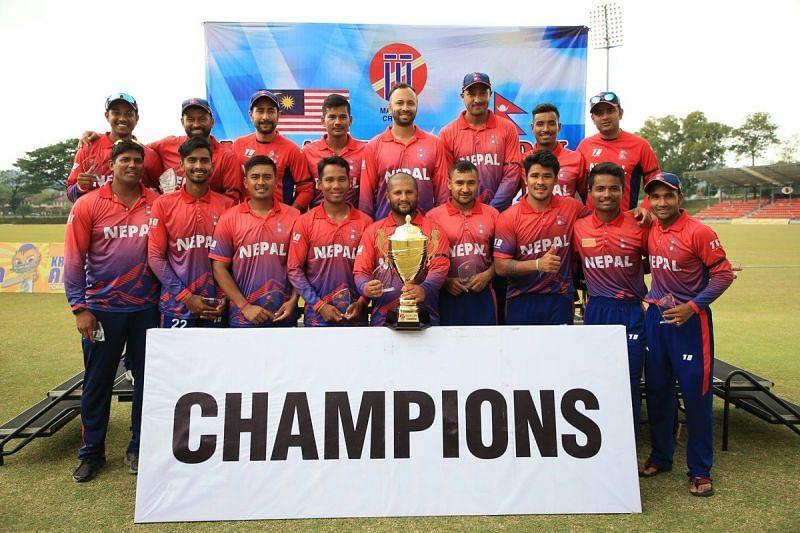 नेपाल क्रिकेट टीम