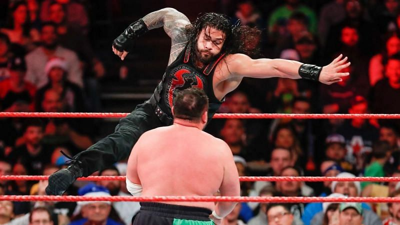 Roman Reigns is on the hunt for an opponent heading into SummerSlam
