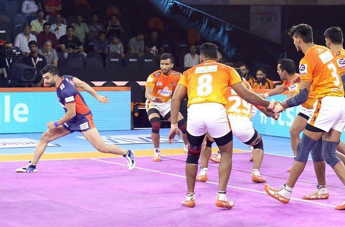 Bengal Warriors destroyed Puneri Paltan by 43-23 in a fervid battle