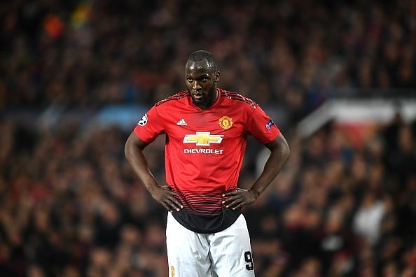 Romelu Lukaku looks set to seal a move away from Manchester United
