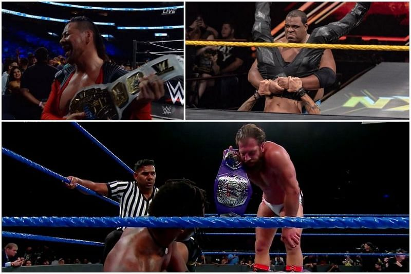 Here are your must-see matches from WWE television this week