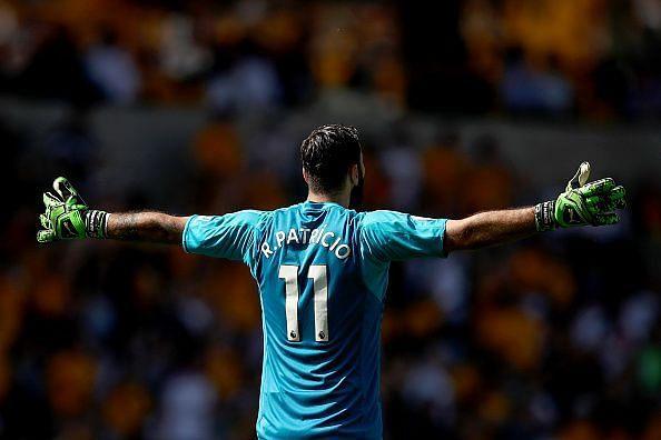 Rui Patricio enjoyed a terrific first season in England