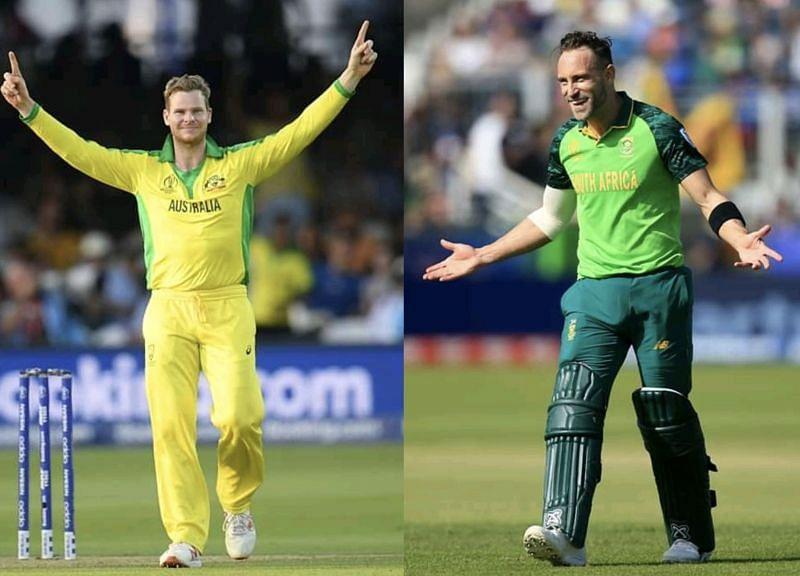 ऑस्ट्रेलिया vs दक्षिण अफ्रीका