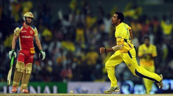 Shadab Jakati had a decent run with the Chennai Super Kings in the Indian Premier League