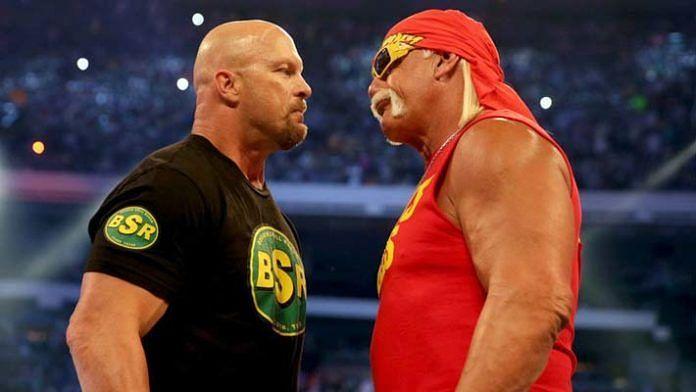 WWE WrestleMania 30: Hulk Hogan and