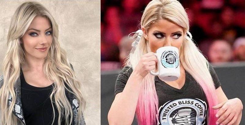 WWE stalwart Alexa Bliss is charisma personified