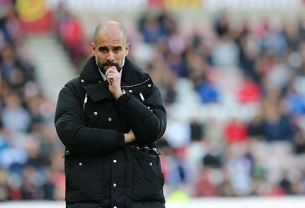 Pep Guardiola should invest in the market to replace Vincent Kompany