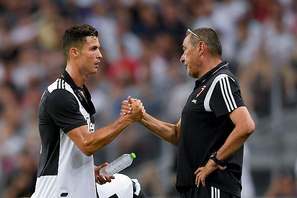 Will Ronaldo thrive under Sarri? Or will two ideologies clash?