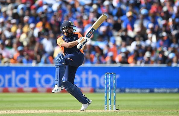 Rohit Sharma has been in top form this World Cup