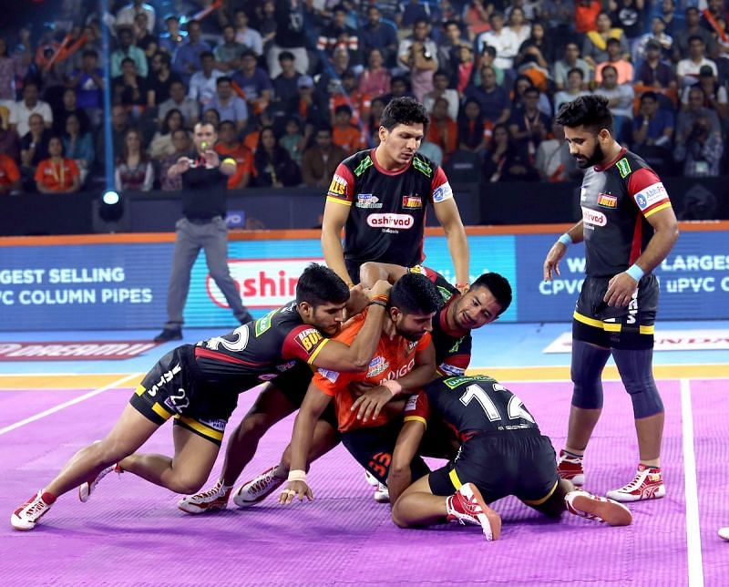 The Bengaluru Bulls made a strong comeback in the second half
