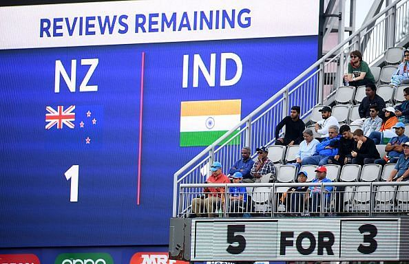 India had a disastrous outing in the World Cup semi-finals