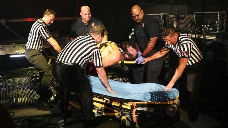 मैच के दौरान दोनों को आई गंभीर चोट