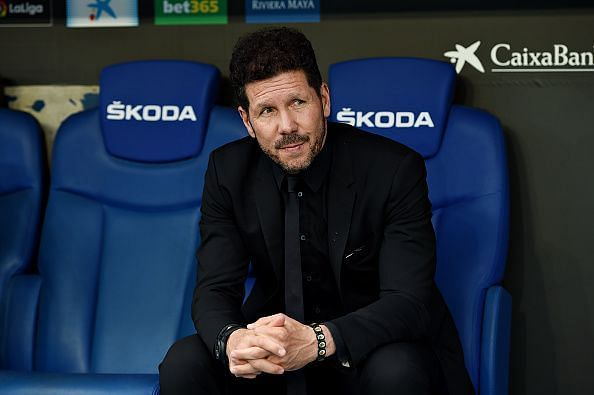 Simeone has brought in another forward this summer