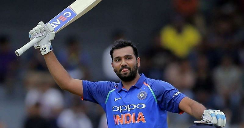 Rohit Sharma scored a match-winning century