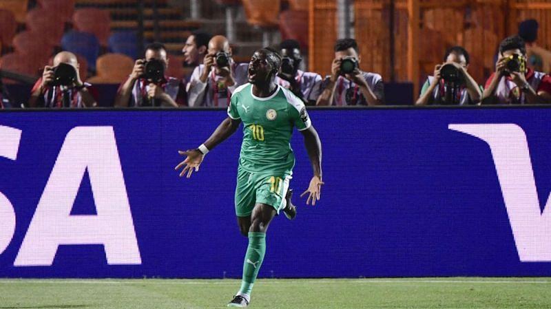 Sadio Mane has scored three goals in the tournament thus far.