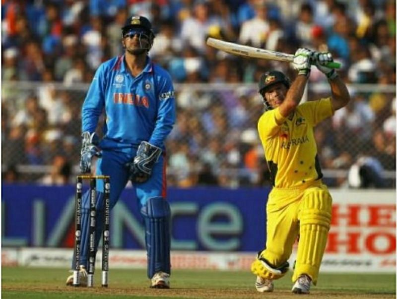 Australia v India - 2011 ICC World Cup Quarter-Final