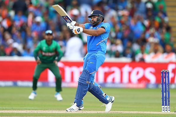 India have benefited from Rohit Sharma