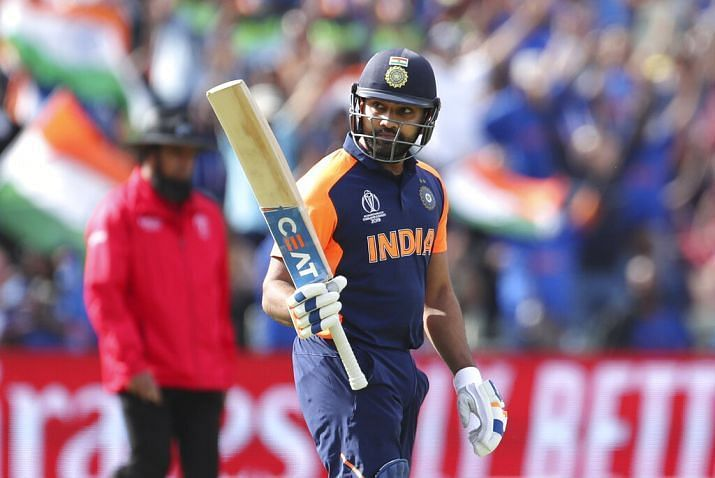 Rohit is currently the leading run-scorer in the tournament