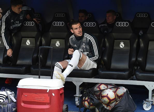 Bale is set to spend next season at Real Madrid