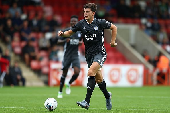 United and Leicester City have reportedly agreed a deal for the transfer of Harry Maguire