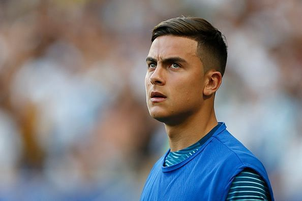 Paulo Dybala has been struggling for form at the Allianz Stadium since the arrival of Cristiano Ronaldo