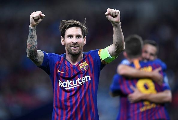 Barcelona are set to complete another top signing