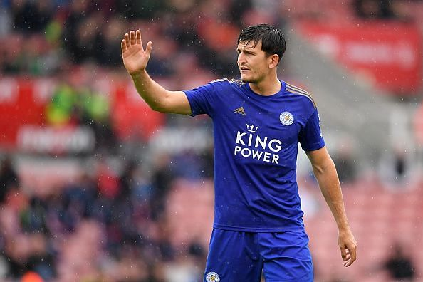 Harry Maguire has edged closer to a move to Manchester United