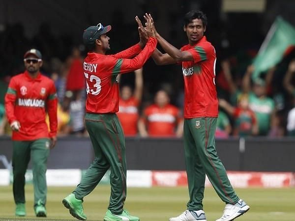 Bangladesh vs Pakistan - World Cup 2019