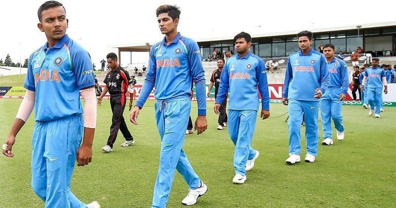 भारतीय अंडर -19 क्रिकेट टीम