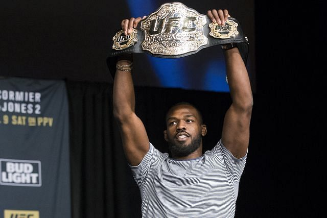 UFC Light Heavyweight Champion
