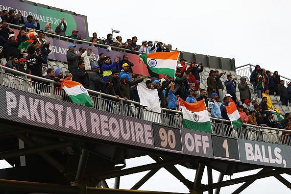 India-Pakistan contest was one of the matches of the tournament