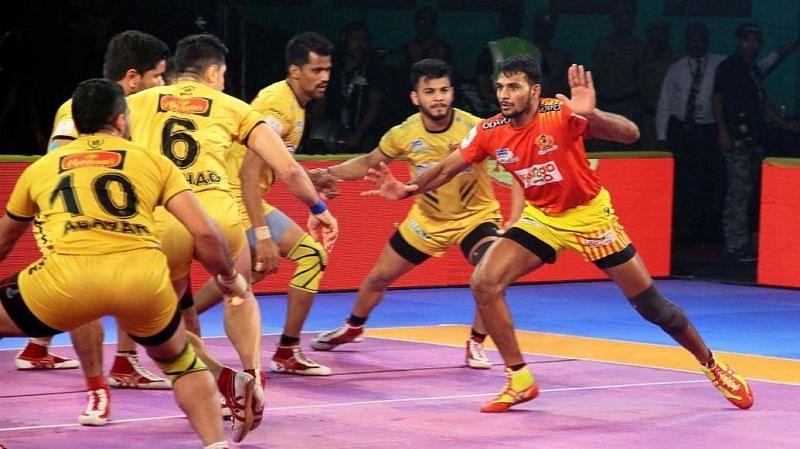Telugu Titans have a strong team this season