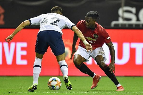 Manchester United v Tottenham Hotspur - 2019 International Champions Cup.
