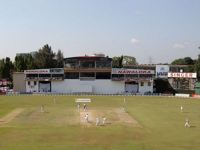 श्रीलंका vs न्यूजीलैंड