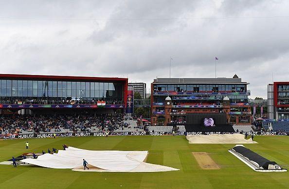 भारत vs न्यूजीलैंड , ओल्ड ट्रैफर्ड