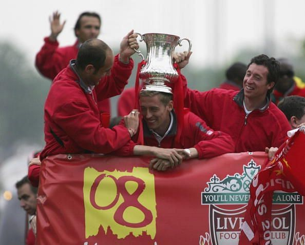 Liverpool Trophy Parade