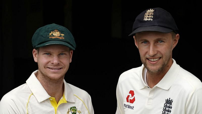 Steve Smith and Joe Root are fierce Ashes rivals